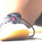 【【限定配信】マ○コ丸見え!!第三体育館潜入撮】▲期間限定D▲第三体育館潜入撮File026 きゃぴきゃぴ