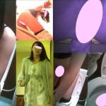 女子トイレ盗撮(269)号泣モノ便器内カメラ極太うんち下着姿アソコ丸出し前後外撮マルチ編集も全5名