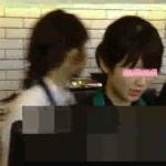 【大特価】貴重!スター〇ックスの女子トイレにカメラを設置!