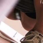 【【期間限定配信】マ○コ丸見え!!第二体育館潜入撮】限定販売 マ○コ丸見え!!第二体育館潜入撮File.9