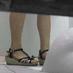 プレミアピープセレクション 洗面所特攻隊 真夏の生命力溢れる生マン丸出し、予告美女が一年後の今夏再登場 幻 78