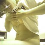 女子トイレ紀行 No.07 空撮ですが「秘貝」見えてますよ♪/(空撮中心)6名収録!