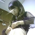 プレミアム美盗トイレ vol.7 可愛い!金髪パ○パンさんの丸見えすぎるマ○コ♪ 全6名収録